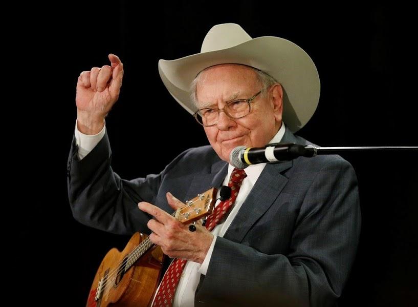 Warren Buffett sớm tìm được người thầy Benjamin Graham