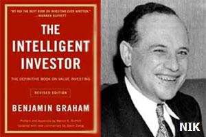 Graham - Tác giả cuốn nhà đầu tư thông minh