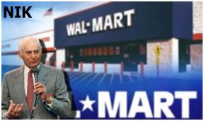 Thành công của WalMart