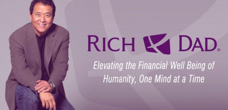 Dạy Con Làm Giàu – Rich Dad Poor Dad Đã Thay Đổi Đời Tôi