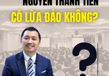 Nguyễn Thành Tiến có lừa đảo không? NIK có lừa đảo không?